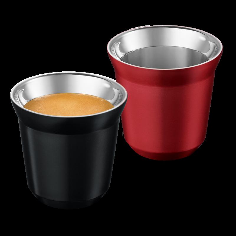 PIXIE Espresso чаши, Ristretto & Decaffeinato