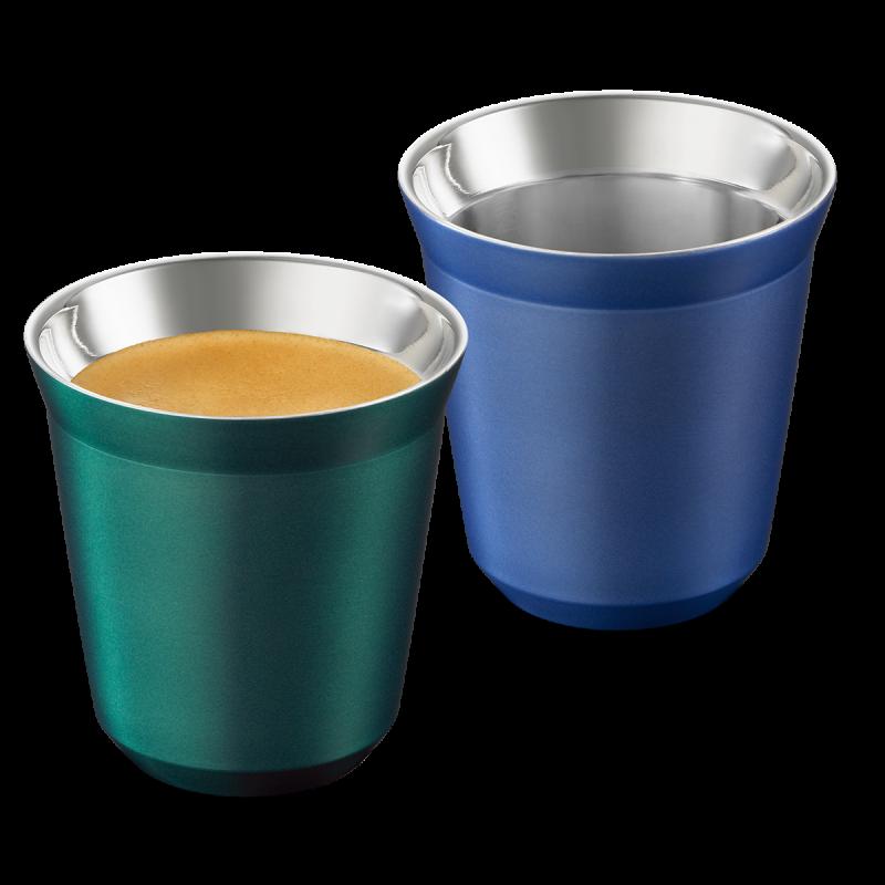 PIXIE Lungo чаши, Fortissio & Vivalto